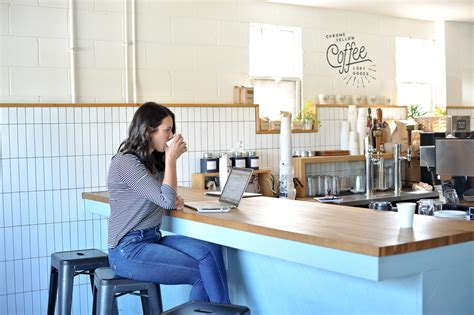 chrome yellow trading co the best new coffee shop in atlanta my style vita