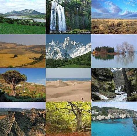 imagenes de hábitats naturales ecosistemas ecosistemas terrestres