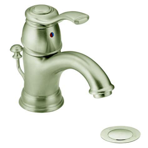 moen kingsley single 1 handle low arc bathroom faucet