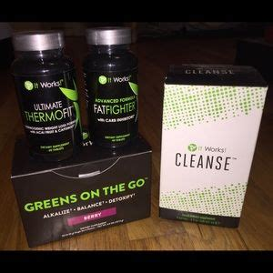 The Fighter Detox by It Works On Poshmark
