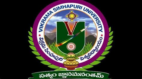 Vikrama Simhapuri Mba Syllabus by Nellore New Course Fails To Attract Students Of Vikrama