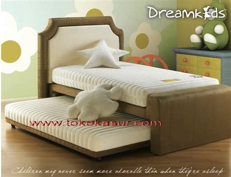 Kasur Alga Ukuran 120x200 dreamkids toko kasur bed murah