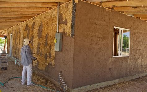 swainson s hawk straw bale house construction
