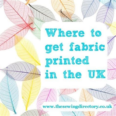Printable Fabric Uk | design your own fabric
