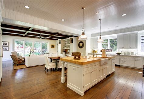 open concept kitchen floor plans 7 open kitchen family room floor plans stylish family