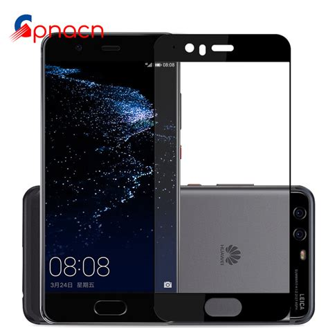 Tempered Glass Giver Huawei Honor 3c Lite aliexpress buy 9h cover tempered glass for huawei p10 p10 lite p10 plus screen