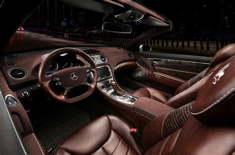 Luxury Car Upholstery by Luxury Car Interiors Pictures Part 4 Cars One