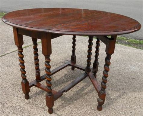 Small Oval Dining Tables Oval Oak Dropleaf Gateleg Small Dining Table 180454 Sellingantiques Co Uk