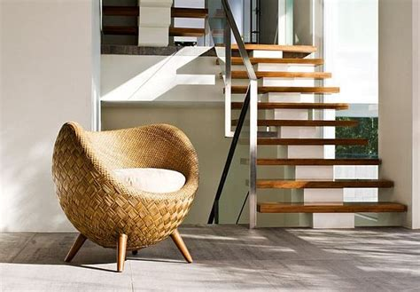 Chair Interiors by Fancy Rattan Chair La Collection For Modern Interiors By Kenneth Cobonpue