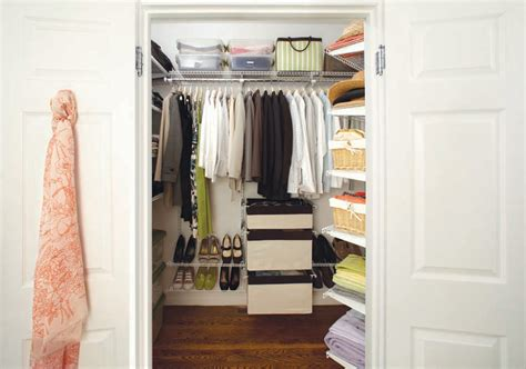 Create Closet Space by How To Easily Organize Everything In Your Closet For Cheap