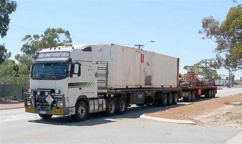 road trains  australia
