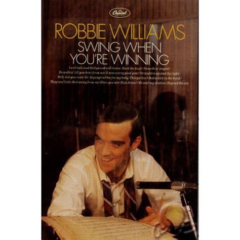 swing when you re winning swing when you re winning robbie williams cd fiyatı