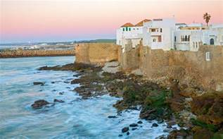 Moroccan Houses the most beautiful beaches in morocco