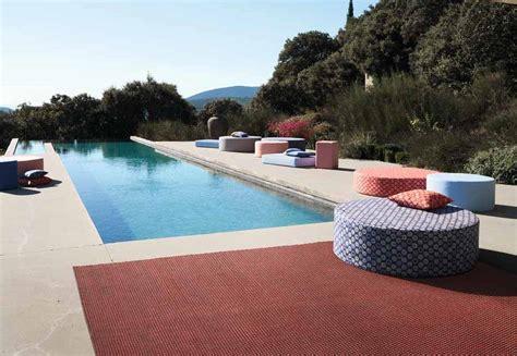 tappeti outdoor patio i tappeti outdoor nascono dal pet a casa magazine