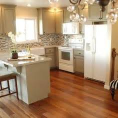 Inexpensive Backsplash Ideas Kitchen Renovations 1000 Ideas About White Kitchen Appliances On Pinterest