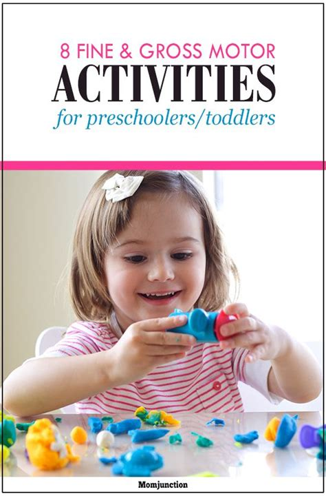 8 and gross motor activities for toddlers gross