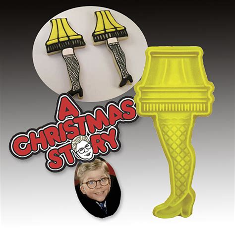 a christmas story leg l cookie a christmas story leg l cookie cutter