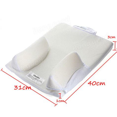 baby crib support pillow baby sleep positioner pillow anti roll sleeping mat safe