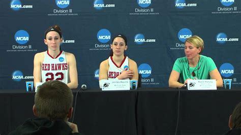 ncaa diii womens basketball montclair state university  youtube