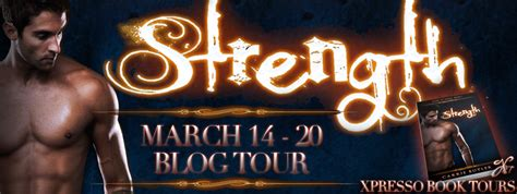 Giveaway Strength - krista s dust jacket blog tour review giveaway strength mark of nexus 1