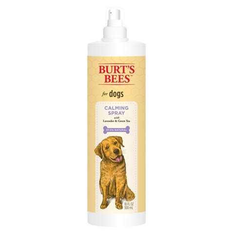 calming for dogs burt s bees for dogs calming spray burt s bees