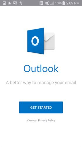 setup outlook app on android university of southern indiana