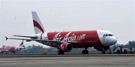 airasia  terapkan bagasi gratis  penerbangan domestik merdekacom