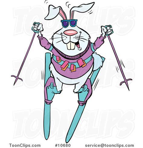 Ro N St Piyama Rabbit skiing rabbit 10680 by leishman