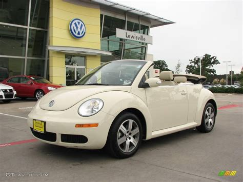 2006 harvest moon beige volkswagen new beetle 2 5 convertible 14648904 gtcarlot com car