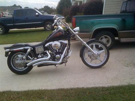 1997 Harley Davidson® FXDWG Dyna® Wide Glide® (Black