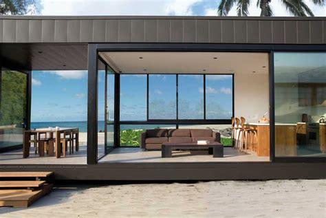 marmol radziner designed prefab house designapplause rincon series marmol radziner prefab