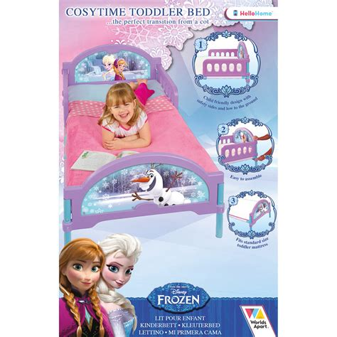 Disney Frozen Toddler Bed by Frozen Toddler Bed 297613 B M