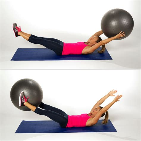 25 ab toning no crunches required popsugar fitness uk