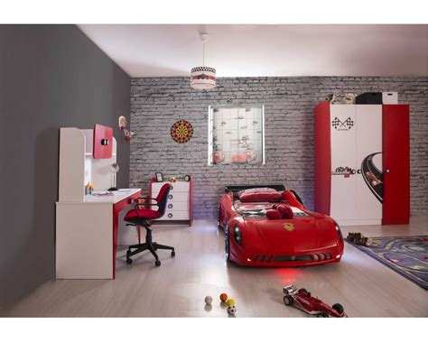 ferrari car bedroom set boys bedroom set