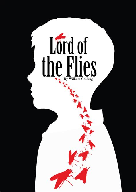 book report lord of the flies lord of the flies book cover on behance