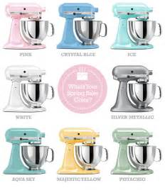 kitchenaid mixer colors bake 171 bakerella