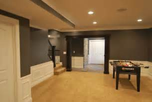 basement paint colors basement