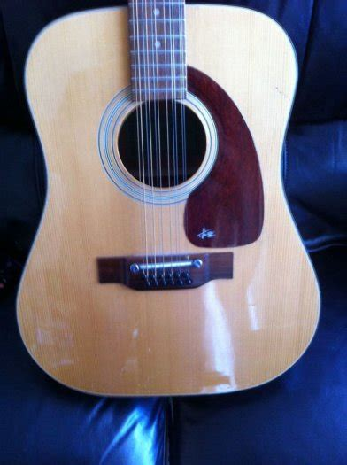 70s String - takeharu vintage 70s 12 string acoustic for sale in