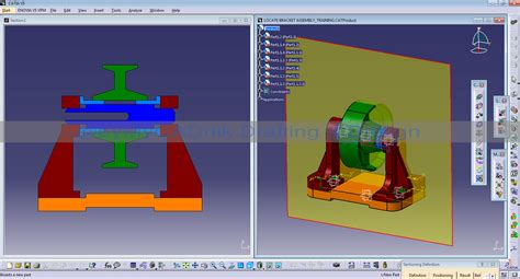 section view catia section view catia 28 images using a view annotation