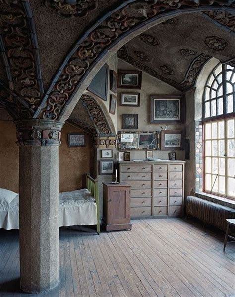 gothic interiors gothic arch pillar bedroom bedroom furniture doors and