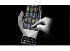 iPhone Hologram 2050