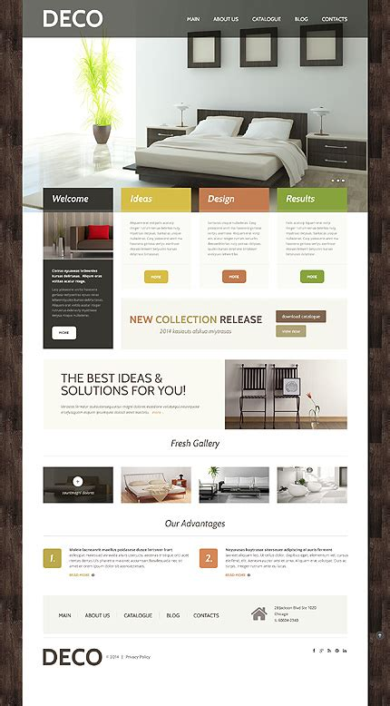 40 interior design wordpress themes that will boost your creativity 2018 colorlib bloombety ultimate shower design ideas ultimate shower