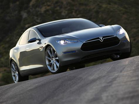 tesla supercar concept 2009 tesla model s concept supercar k wallpaper