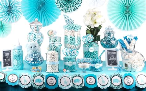 Blue For Boy Baby Shower by Blue Baby Boy Oh Nuts 174