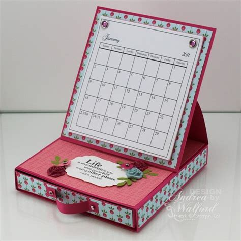 calendar craft projects 17 best images about calendar on minis