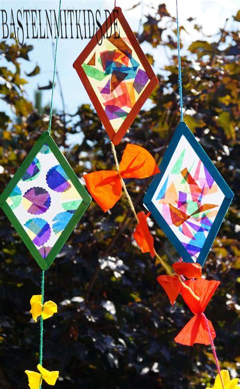 Herbstdeko Fenster Drachen by Herbstdeko Basteln Drachen Raum Und M 246 Beldesign Inspiration