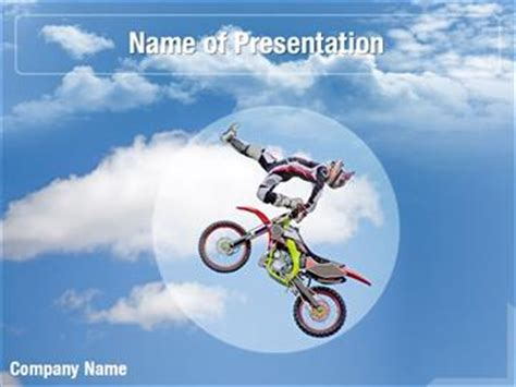 Motorcycle Sport Powerpoint Templates Motorcycle Sport Powerpoint Backgrounds Templates For Motorcycle Powerpoint Template