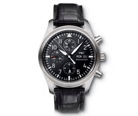 iwc chronograph automatic for pilot s specs pictures price