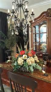 Dining Room Floral Arrangement The World S Catalog Of Ideas