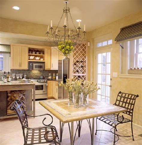 Decor Home Ideas by Tips On Bringing Tuscany To The Kitchen With Tuscan